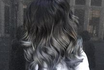 Hair's styles