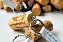 Из винных пробок/ DIY Wine Corks