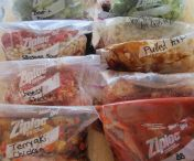 Freeze ahead meals / Prepare meals to freeze