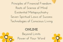 Classes - Core Spiritual Studies / Foundational New Thought Courses, Science of Mind & Spirit abundance, prosperity, affirmation, transformation, change, breakthroughs, higher consciousness, spiritual work, learning, workshops, community, church, class, adult education, spiritual education, spiritual study, meditation, forgiveness, prayer, positive affirmations, motivation, life change, transition, intentional living, intention