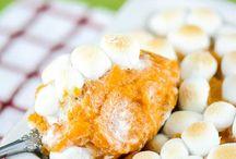 FOOD | Sweet Potato Recipes / by Linda Cruz
