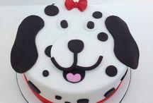 Honden taarten