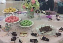 Tasty Wedding Treats