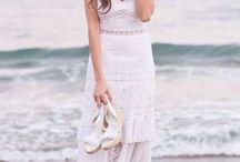Lace, love & sea