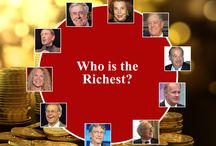 Rich People Around The World / Did you ever dream about being really Rich? Here are 10 of the rich people from around the world!