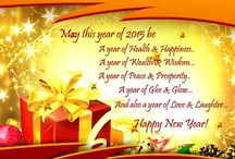 Happy New Year / 2015 is here! Fill your heart with new hopes, reach out for new opportunities and celebrate the New Year! http://www.123greetings.com/events/new_year/