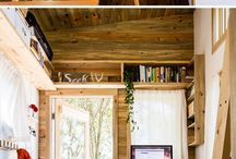Small spaces / What amazing woodwork can do with small spaces.