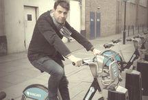Boris Bike Kidney Cancer Challenge