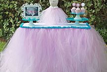 Sugar Plum Fairy/ballet party