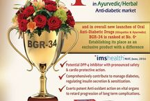 BGR-34, Ranked No 1 Ayurvedic Medicine in Herbal Anti-Diabetic Market