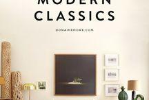 MID-CENTURY MODERN / design