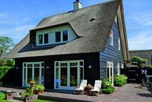 kleur huis
