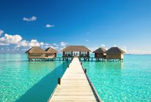 Dream Destination-Maldives / Want to travel and experience The Maldives soon?  We'll show you how to explore AND earn as you travel the world!