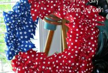 4th of July  ~ Crafts / by Christa Pitts