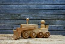 Wood / Fun toys