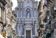 Catania / A city made by lava, Catania is the pearl of the Ionian coast