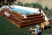 basseng i hagen