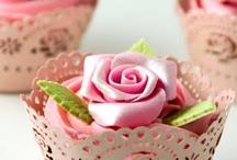 cupcake beauties / decorated cupcakes/cakes