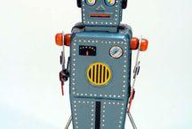Roboti din lemn