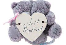 Me to You Bears Wedding