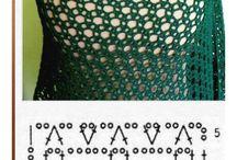 maglia all uncinetto