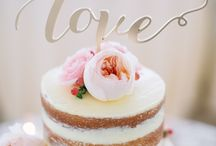 Cake Flowers / Cake Decorations for your wedding