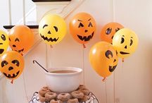 decor ideas / Haloween party