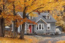 maisons et saisons