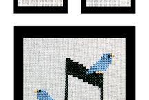 Cross stitch / by Alicia Swofford