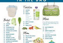 Diaper Bag / by Tabitha Corless