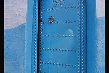 Studded doors