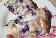 Recipes: Breads/ Sweet; Breakfast, Muffins / by Wendy Smith