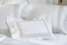 Champagne / Not just for special occasions...we love this rich looking colorway in bed ensembles and for bath and table!