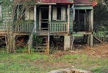 Opuszczone budynki