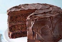 Klam Sjokolade koek