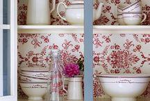 Papeles Pintados / Quedarán geniales con tus muebles #MYMOBEL