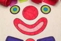 Preschool Theme: Circus