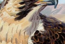 рисунок сокол