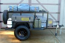 Tow trailers