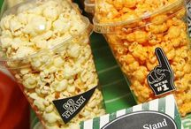 Concession stand food ideas
