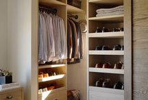 walking closet / Some ideas for the walking closet for the new house