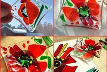 Fused Glass Ideas / by If an Elephant Can Paint...Inc.