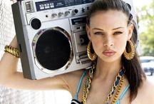 Rap girl