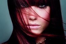 red hair  / how i want my hair! now!