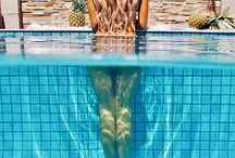 poolside photography inspiration