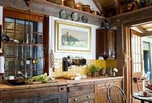 Köök / Kitchen, cucine / Cottage Style, country, kitchen,cucine