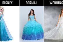 Kjoler / Flotte kjoler grimme kjoler