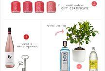 vánoční mini dárečky