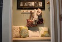Tiny Bedroom / Off the kitchen / by Emma Froelich-Shea
