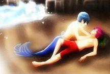 RinHaru:A Mermaid Tale by Zakuuya